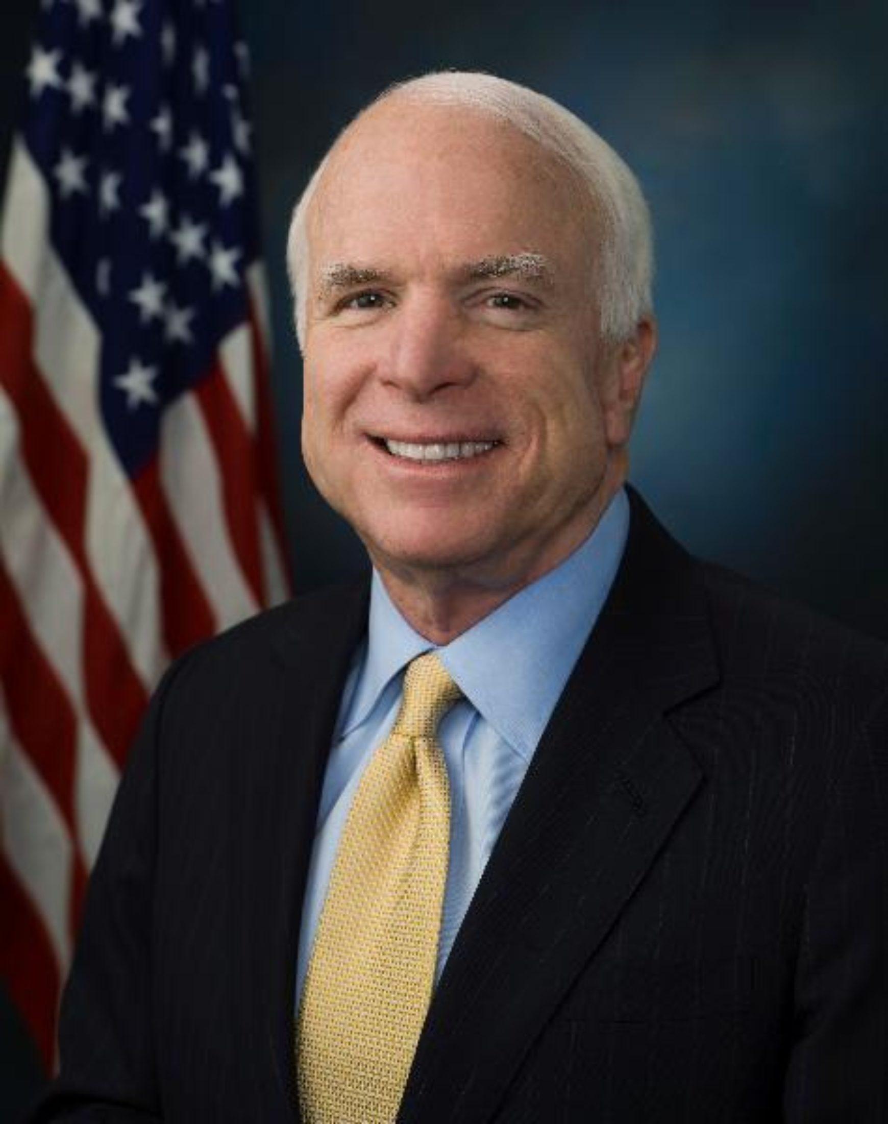 Statement on the Passing of Senator John McCain