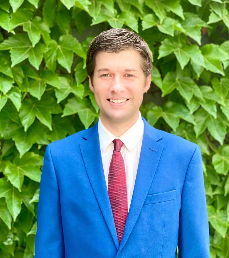 Dr. Ryan Berg